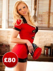 London escort - Antonia